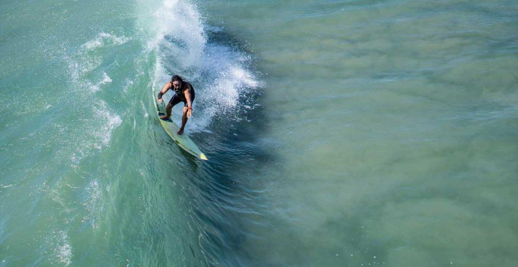 surf camp location